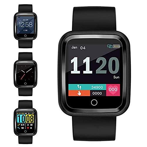 Zuoling Fitness Tracker Smart Watch Sportmodi Bluetooth wasserdichte Kindersportuhr mit Meldung Erinnern Herzfrequenz Blutsauerstoffdruckmessgerät iOS Android-Uhren für Männer Frauen Jungen Mädchen