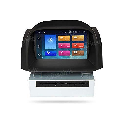 ANDROID 10 GPS DVD USB SD WI-FI Bluetooth MirrorLink autoradio navigatore Ford Fiesta 2013, 2014, 2015, 2016, 2017