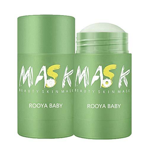 ROOYA BABY Daisy Smearing Deep Cleansing Mitesser Maske Gute Nacht fest Schrumpfende Porenreinigung Tonmaske für Schrumpfen der Poren