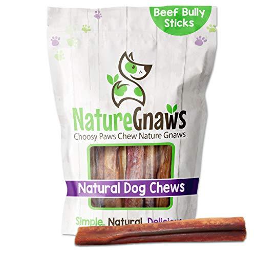 Nature Gnaws Jumbo Bully Sticks