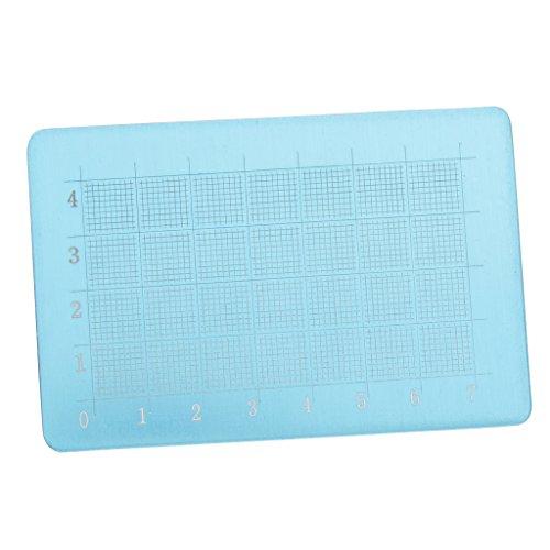 CUTICATE Sheen Rhinoplasty Pad Nez Instruments Chirurgicaux - Bleu