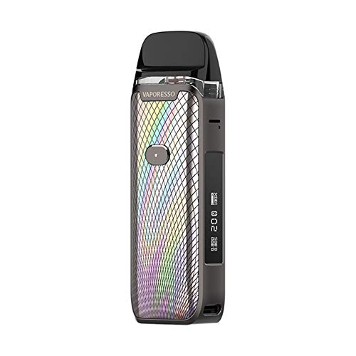 Vaporesso LUXE PM40 Pod Kit 4ml with 1800mAh Battery 40W Max Output Electronic Cigarette Vaporizer (Silver)