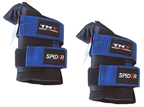 Gravity Inversion Boots 'Spider' Double Strap Anti-Gravity Boots Inversion Boots Extra Long (Hang Up Side Down) Inversion Table Chinning Bar, Pull Bar Attachment, for Men/Women. Physio,Athletic