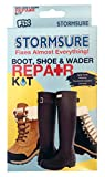 STORMSURE Boot Shoe Wader Wellington Trainer Repair Adhesive Glue Kit RKBOOT