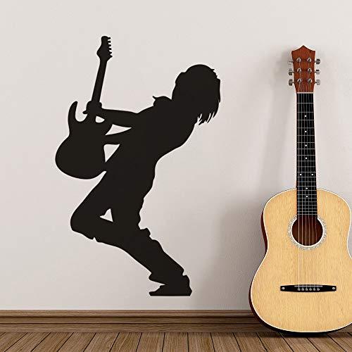 Büro Regeln Poster Wandtattoo Arbeit Motivation Zitat Zeichen denken positive Aufmerksamkeit auf Teamarbeit Vinyl Aufkleber Art Deco Wandaufkleber A9 57x89cm
