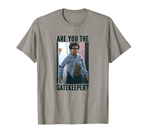 Ghostbusters Are You the Gatekeeper? T-Shirt, Many Colors, Adult, Youth Sizes