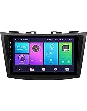 Android Auto Stereo Sat Nav voor SUZUKI SWIFT ERTIGA 2011-2016 Head Unit GPS-navigatiesysteem SWC 4G WIFI BT USB Mirror Link Ingebouwde Carplay