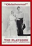 Rodgers & Hammerstein'OKLAHOMA!' Florence Henderson/Ralph Lowe/Agnes de Mille 1952 Springfield, Massachusetts Playbill