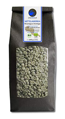 Rohebohnen -  Bio Rohkaffee -