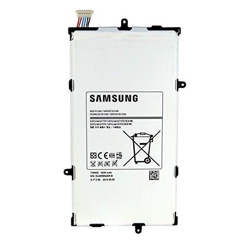 T4800E-Batteria originale per Samsung Galaxy Tab Pro 8,4 T320/T321/T325, tessuto