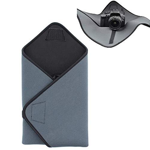 Selens 55x55cm Einschlagtuch für Kamera Objektiv, Kameraschutzfolie für Lens Shock Protector Fotostudio Zubehör, als Schutz für DSLR, Digitalkamera Einschlagtasche (Größe XL)