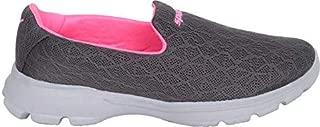 Sparx Women's Trending Shoes Grey Pink UK-6