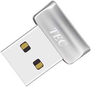 Mini USB Fingerprint Reader for Windows 10 Hello, TEC TE-FPA2 Bio-Metric Fingerprint Scanner PC Dongle for Password-Free a...