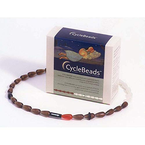 Amazing Deal CycleBeads, Helps a Woman Track her Cycle with a Color-Coded String of Beads and Clearl...