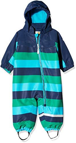 CareTec 550274 Schneeanzug, Mehrfarbig (Hawaiian Surf 7811), (Herstellergröße: 86)