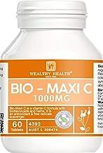 Wealthy Health Bio Maxi C 1000mg