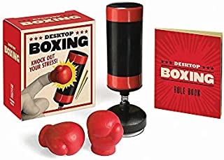 Desktop Boxing: Knock Out Your Stress! (RP Minis)