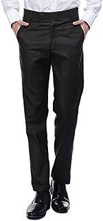 American-Elm Men's Basic Formal Trouser