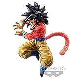 Banpresto. Dragon Ball GT Figure Son Goku SSJ4 x10 Kamehameha Figure SUBITO Disponibile!
