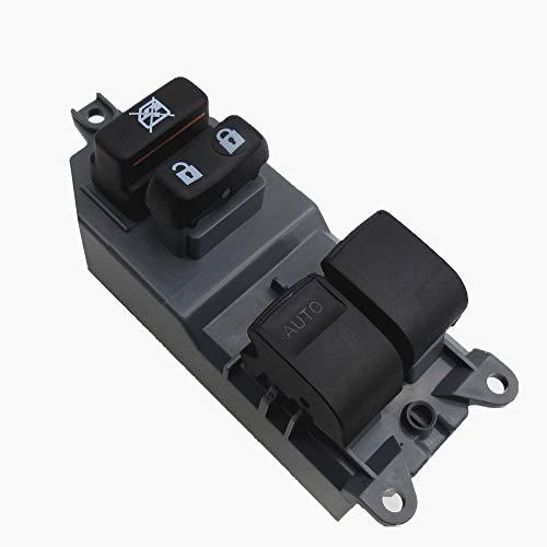 KUANGQIANWEI 2005-2011 FIT FOR para Toyota Yaris Interruptor DE VENTANO DE Potencia 84820-0D100 Styling COCH