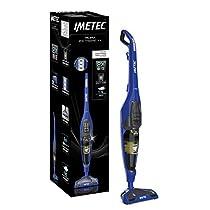 Imetec Piuma Extreme++ SC3-100 Aspirador con Tecnología Ciclónica sin Bolsa, Regulación Electrónica de la Potencia, Ligera