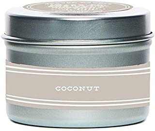 Barr Co Coconut Travel Candle in Tin