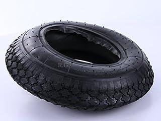 Schubkarre Reifen Schlauch Decke Ersatzreifen Rad Mantel 4.80//4.00-8 Schlauch + Decke 2 Gewebelagen