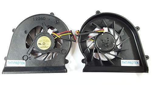 Kompatibel für Sony Vaio VGN-BZ Lüfter Kühler Fan Cooler Version 1, MCF-C25BM05, DC: 5.0V
