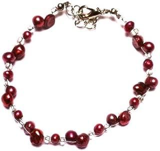 SilberDream Bracelet Boules 925 Argent Sterling Bijoux pour Femme SDA2278J