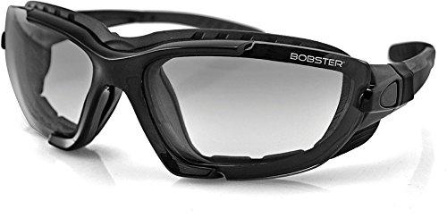 Bobster Renegade Sport Sunglasses, Black Frame/Photochromic Lens