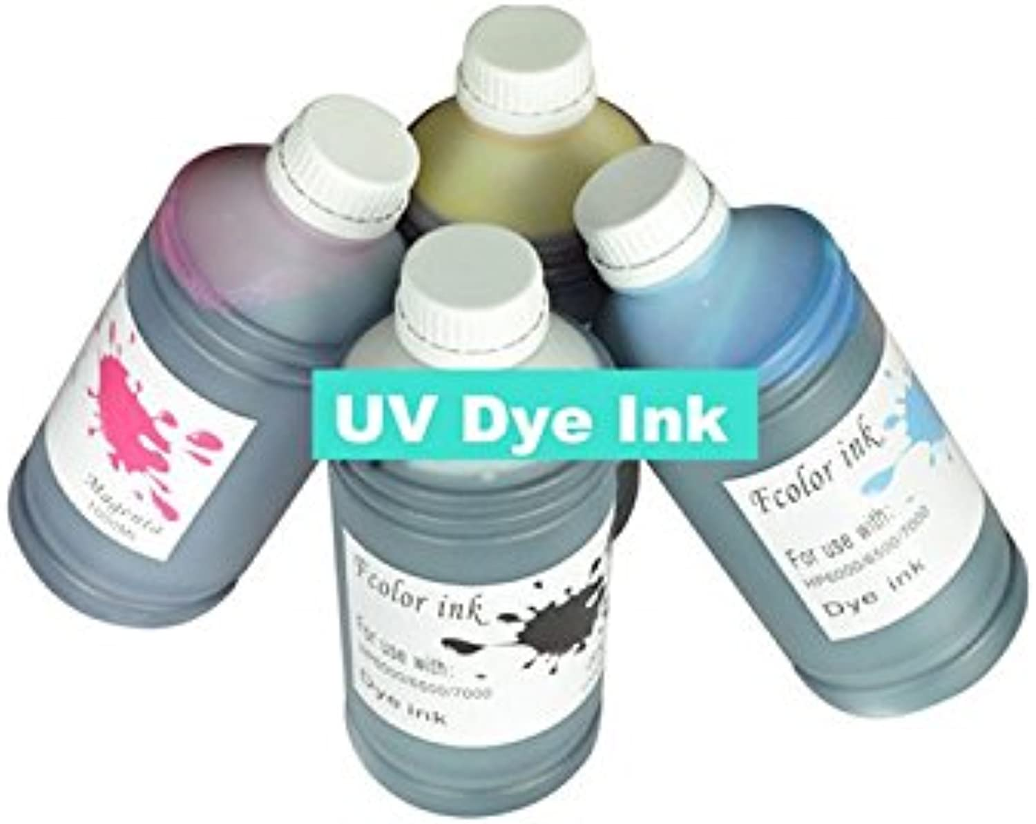 GOWE UV Dye Ink For HP Pro 8500 8000 Printer HP940 hp 940 Ink Refill CISS Refillable Cartridge