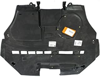 Make Auto Parts Manufacturing Undercar Shield, 2.5LTR Engine, Made of Plastic For Ford Fusion 2010-2012 - FO1228112
