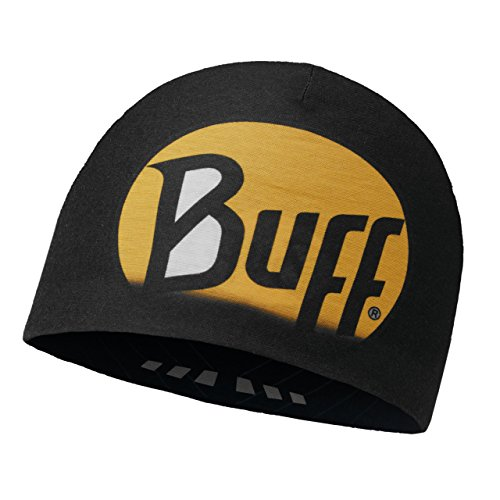 Buff Adulte Microfibre Bonnet réversible Logo r-Ultimate 108932.999.10.00, Taille Unique