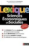 Lexique de Sciences Économiques et Sociales