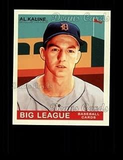 2007 Upper Deck Goudey Green Backs # 209 Al Kaline Detroit Tigers (Baseball Card) Dean's Cards 8 - NM/MT Tigers