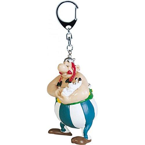 Plastoy - 60402 - Porte-clé - Obelix - Tenant Idefix