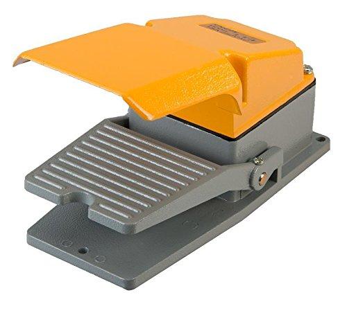 M20 Universal Fußschalter LT4 mit Schutzhaube