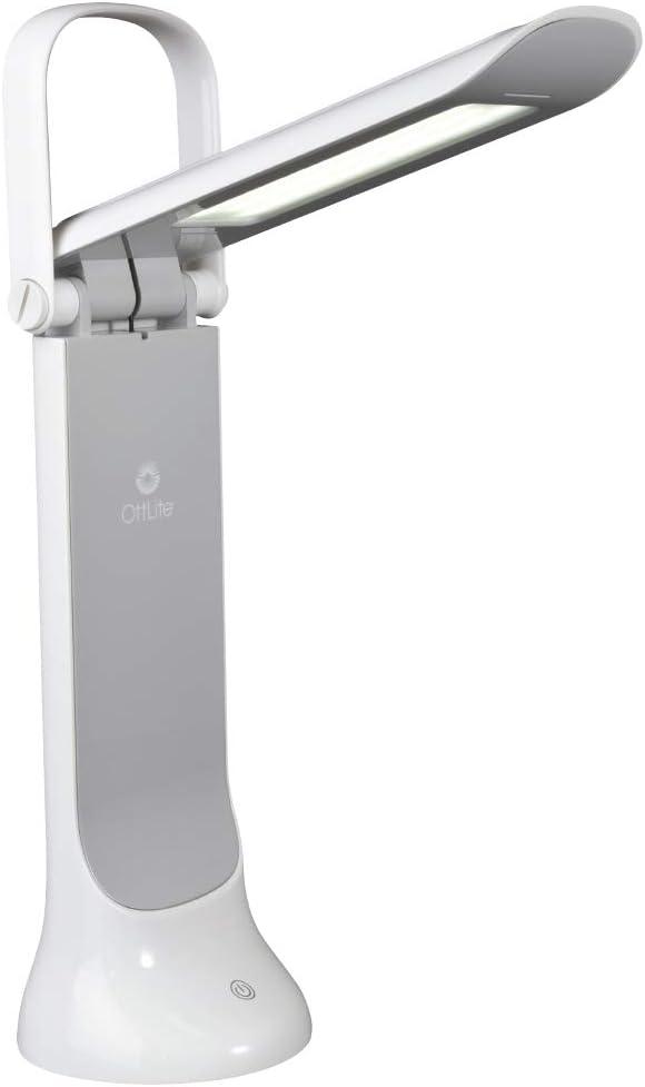 OttLite Challenge the lowest price of Japan Dimmable LED Task Lamp Ligh Desk - Nippon regular agency Portable Adjustable