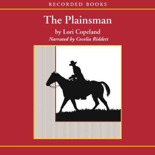 The Plainsman audiobook cover art