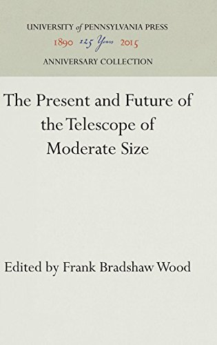 The Present and Future of the Telescope of Moderate Size