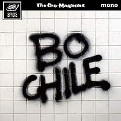 ザ・クロマニヨンズ「暴動チャイル(BO CHILE)」のCDジャケット