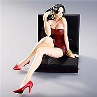 Anime Figur One Piect Charakter ModellFigürchenPVC Handgemachte Statueデスクトップ - Dekoration Kinderspielzeug Geschenk B-12cm、Größe:12cm、Farbe:A banghai (Color : A)