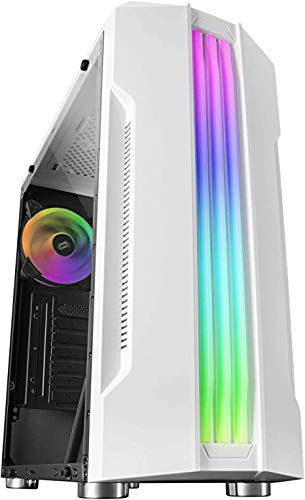 PC Gaming Megamania AMD Ryzen 5 Pro 6 Núcleos, Ordenador de sobremesa 4.2GHz Turbo Six Core | 16GB DDR4 | SSD 480GB | Gráfica AMD Radeon Vega 1900Mhz | WiFi