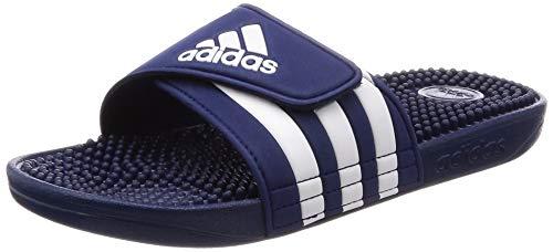 adidas Adissage Zapatillas de deporte Unisex niño, Azul (Azuosc/Ftwbla/Azuosc 000), 37 EU (4 UK)