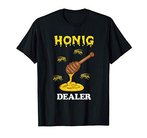 Imker Honigbiene Bienenzüchter Insekt Bienen T-Shirt