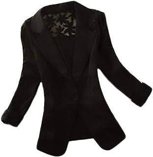 b04057dcd8 Amazon.it: Blazer Pizzo - Giacche e cappotti / Donna: Abbigliamento