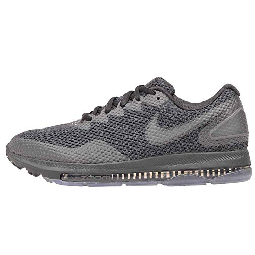 Nike W Zoom all out Low 2, Scarpe Running Donna, Nero (Black/Dark Grey-Anth 004), 36 EU