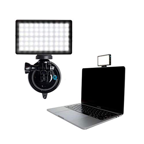 Video Conference Lighting Kit for Remote Working, Video Conferencing, Zoom Calls, Self Broadcasting, Live Streaming