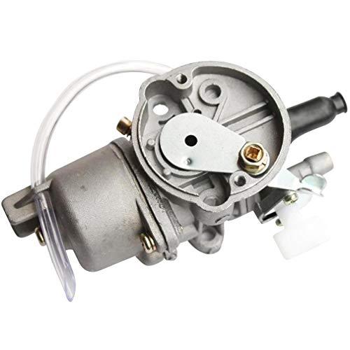 GYF Motocicleta Carburador de Aire Filtro de Aire CHIM Compatible con 43cc 47cc 49cc Mini Moto Suciedad para