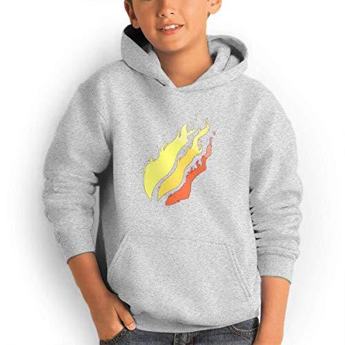 Ao Li Ka] Teen Fashion Hoodie Hooded Sweatshirt Pocket Youth Boys Girls Sweaters,Preston Playz